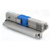 Заправка жёлтого картриджа 44469714 для OKI C310 / C330 / C331 / MC351 / MC352 / MC361 / MC362dn / C510 / C511 / C530 / C531 / MC561 / MC562 с заменой чипа