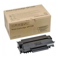 Заправка картриджа SP1100HS с установкой смарт-карты для Ricoh sp1100